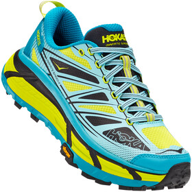 Hoka One One Mafate Speed 2 Schuhe Damen capri breeze/evening primrose